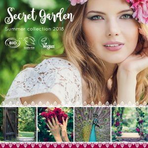 155277 POSTER A4 COLLECTION SECRET GARDEN