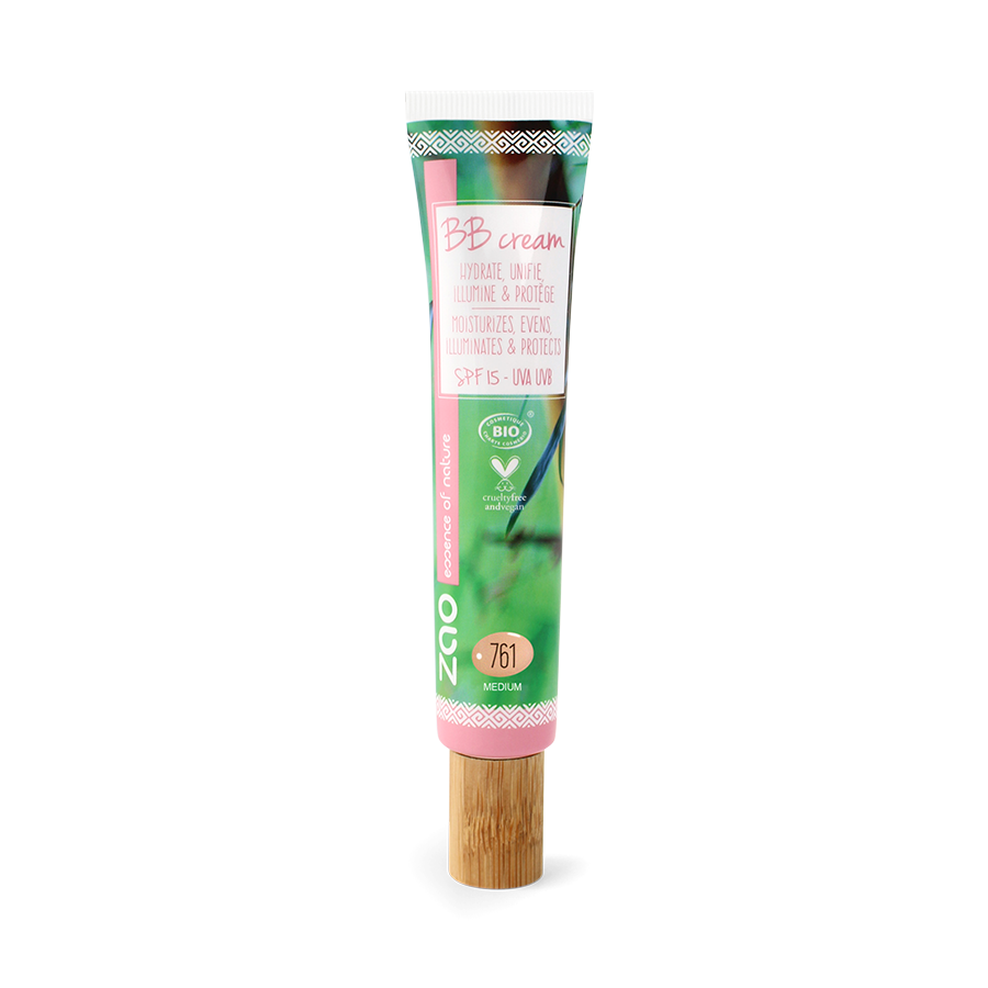 Zao BB cream