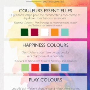 couleurs essentielles