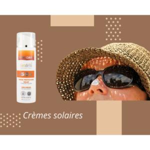 Solar cream