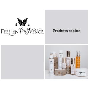 Fées en Provence Product Kabine