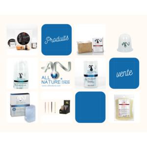 Verkoopsprodukten: exclusiviteit schoonheidspecialisten en zorgcentrum